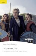Rollason Jane: PER | Level 2: Doctor Who: Girl Who Died Bk/MP3 CD