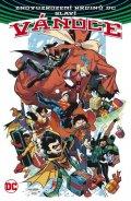 Snyder Scott: Znovuzrození hrdinů DC slaví Vánoce
