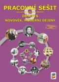 neuveden: Dějepis 9 - Novověk, moderní dějiny (barevný pracovní sešit)