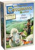 Wrede Klaus-Jürgen: Carcassonne: Rozšíření 9: Ovce a kopce