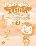 Malpas Susannah: Poptropica English Islands 2 Activity Book w/ MyLanguageKit Pack