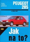 Etzold Hans-Rudiger Dr.: Peugeot 205 - 9/83 - 2/99 - Jak na to? - 6.