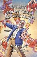 David Peter: Úžasný, fantastický, neuvěřitelný Stan Lee