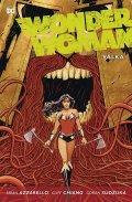 Azzarello Brian: Wonder Woman 4 - Válka