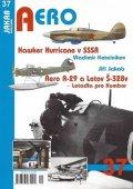 Kotelnikov Vladimir, Jakab Jiří,: Hawker Hurricane v SSSR / Aero A-29 a Letov Š-328v - Letadla pro Kumbor