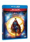 neuveden: Doctor Strange 2BD (3D+2D)