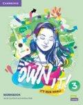 Cornford Annie: Own it! 3 Workbook