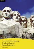 Beddall Fiona: Level 2: The Presidents of Mount Rushmore Book & Multi-ROM with MP3 Pack