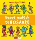 neuveden: Deset malých dinosaurů - Veselé počítání