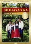 neuveden: Moravanka - Zavrť sa má cérečko - DVD
