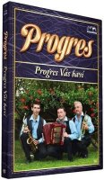 neuveden: Progres - Progres Vás baví - DVD