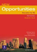 Harris Michael: New Opportunities Elementary Students´ Book
