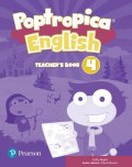 Beddall Fiona: Poptropica English Level 4 Teacher´s Book and Online Game Access Card Pack