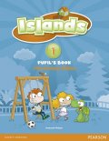 Malpas Susannah: Islands handwriting 1 Pupil´s Book plus PIN code