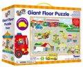 neuveden: Velké podlahové puzzle - Město