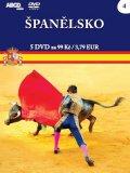 neuveden: Španělsko - 5 DVD