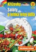neuveden: Křížovky s recepty 5 - Saláty a lehká letní jídla