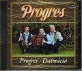 neuveden: Progres - Dalmácia - CD