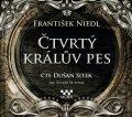 Niedl František: Čtvrtý králův pes - CDmp3 (Čte Dušan Sitek)