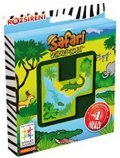 Peeters Raf: Safari: Schovej & Najdi: Rozšíření/SMART hra