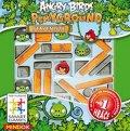 Peeters Raf: Angry Birds: Playdroud: Staveniště/SMART hra