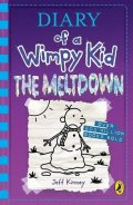 Kinney Jeff: Diary of a Wimpy Kid: The Meltdown