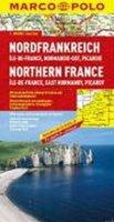 neuveden: Severní Francie, Normandie východ/mapa 1:300 MD