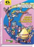 Štíplová Ljuba, Němeček Jaroslav,: Veselé příběhy čtyřlístku z let 1982 - 1984 / 6. velká kniha