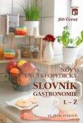 Černý Jiří: Nový encyklopedický slovník gastronomie, L–Ž