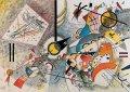 neuveden: Kandinsky Wassily: Bez názvu - Puzzle/1000 dílků