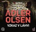 Adler-Olsen Jussi: Vzkaz v láhvi - 2CDmp3 (Čte Igor Bareš)