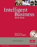 Johnson Christine: Intelligent Business Elementary Skills Book w/ CD-ROM Pack
