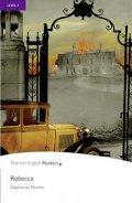 du Maurier Daphne: PER | Level 5: Rebecca Bk/MP3 Pack