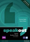 Eales Frances: Speakout Starter Students´ Book w/ DVD/Active Book Multi-Rom Pack