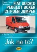 Etzold Hans-Rudiger Dr.: Fiat Ducato / Peugeot Boxer / Citröen Jumper - Jak na to? 25