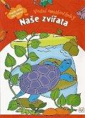 Wierzchowska Barbara: Vodní omalovánky - Naše zvířata