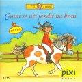 Schneider Liane: Conni se učí jezdit na koni