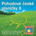 neuveden: Pohodové české písničky 8 - CD