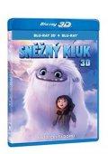 neuveden: Sněžný kluk Blu-ray (3D+2D)
