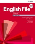 Latham-Koenig Christina; Oxenden Clive: English File Elementary Workbook without Answer Key (4th)