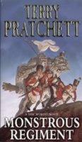 Pratchett Terry: Monstrous Regiment : (Discworld Novel 31)