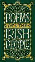 kolektiv autorů: Poems of the Irish People (Barnes & Noble Leatherbound Pocket Editions)