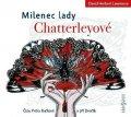 Lawrence David Herbert: Milenec lady Chatterleyové - CDmp3 (Čtou Petra Bučková a Jiří Dvořák)