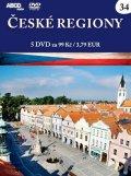 neuveden: České regiony - 5 DVD