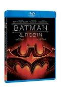 neuveden: Batman a Robin Blu-ray