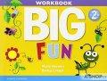 Herrera Mario, Hojel Barbara: Big Fun 2 Workbook w/ Audio CD