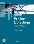 Hollett Vicki: Business Objectives New Edition Workbook