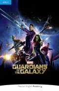 neuveden: PER | Level 4: Marvel´s The Guardians of the Galaxy Bk/MP3 Pack
