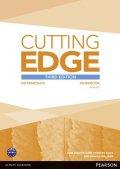 Williams Damian: Cutting Edge 3rd Edition Intermediate Workbook w/ key