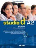 kolektiv autorů: studio d A2 - učebnice + CD